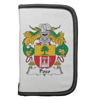 Escudo de la familia de Pozo Planificador