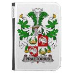 Escudo de la familia de Praetorius