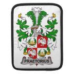 Escudo de la familia de Praetorius Manga De iPad