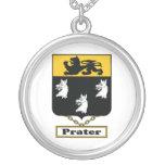 Escudo de la familia de Prater Collares Personalizados