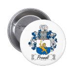 Escudo de la familia de Premoli Pin