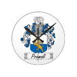 Escudo de la familia de Premoli Relojes