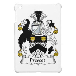 Escudo de la familia de Prescot iPad Mini Coberturas