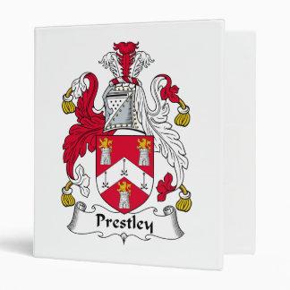 Escudo de la familia de Prestley