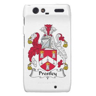 Escudo de la familia de Prestley Droid RAZR Carcasas
