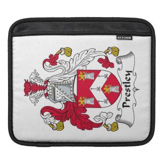 Escudo de la familia de Prestley Mangas De iPad