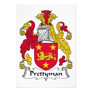 Escudo de la familia de Prettyman Anuncios
