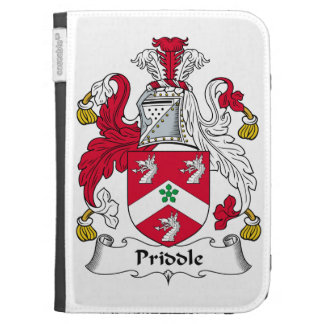 Escudo de la familia de Priddle