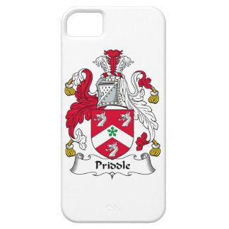 Escudo de la familia de Priddle iPhone 5 Cárcasa