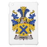 Escudo de la familia de Printz iPad Mini Cárcasas