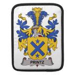 Escudo de la familia de Printz Mangas De iPad