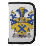 Escudo de la familia de Printz Planificador