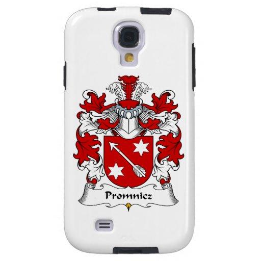 Escudo de la familia de Promnicz