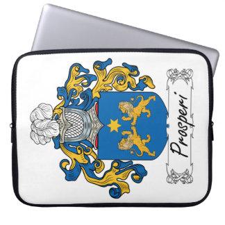 Escudo de la familia de Prosperi Mangas Portátiles