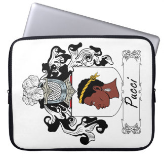 Escudo de la familia de Pucci Mangas Computadora