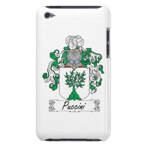 Escudo de la familia de Puccini iPod Touch Case-Mate Cárcasas