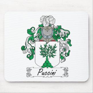Escudo de la familia de Puccini Tapete De Raton