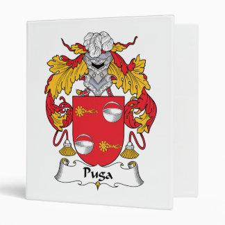 Escudo de la familia de Puga