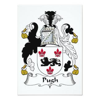 Escudo de la familia de Pugh Anuncio