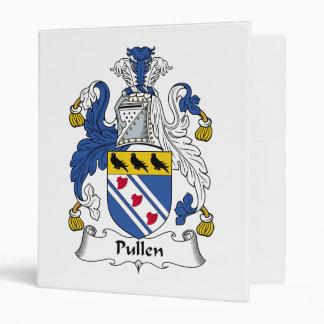"Escudo de la familia de Pullen Carpeta 1"""
