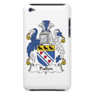 Escudo de la familia de Pullen iPod Touch Case-Mate Carcasa