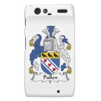 Escudo de la familia de Pullen Motorola Droid RAZR Funda