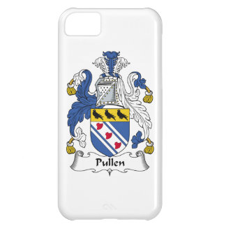 Escudo de la familia de Pullen Funda Para iPhone 5C