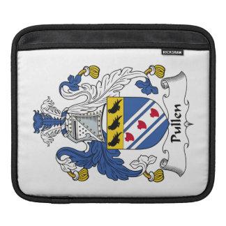 Escudo de la familia de Pullen Funda Para iPads