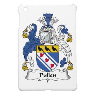Escudo de la familia de Pullen iPad Mini Carcasas
