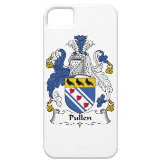 Escudo de la familia de Pullen iPhone 5 Cárcasas