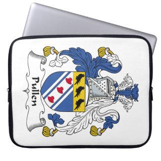 Escudo de la familia de Pullen Manga Computadora