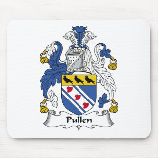Escudo de la familia de Pullen Tapetes De Raton