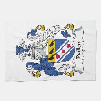 Escudo de la familia de Pullen Toalla