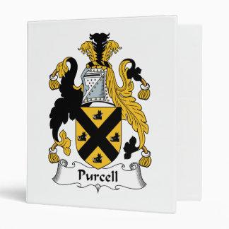 Escudo de la familia de Purcell