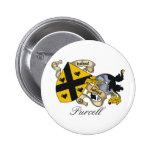 Escudo de la familia de Purcell Pins