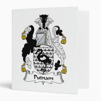 Escudo de la familia de Putnam