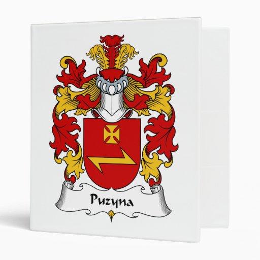 Escudo de la familia de Puzyna