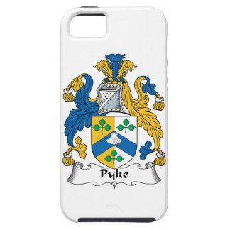 Escudo de la familia de Pyke Funda Para iPhone 5 Tough