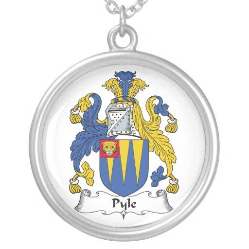 Escudo de la familia de Pyle Joyeria