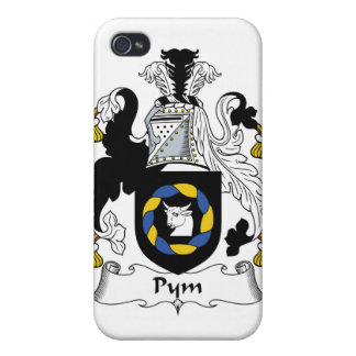 Escudo de la familia de Pym iPhone 4 Fundas