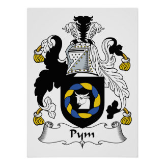 Escudo de la familia de Pym Poster