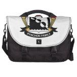 Escudo de la familia de Pynchon Bolsas De Ordenador