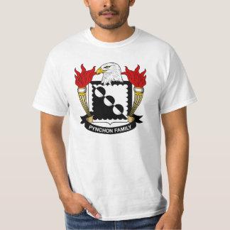 Escudo de la familia de Pynchon Camisas