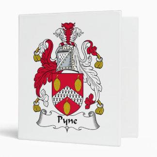 """Escudo de la familia de Pyne Carpeta 1"""""""