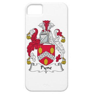 Escudo de la familia de Pyne iPhone 5 Case-Mate Protectores