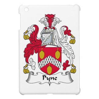 Escudo de la familia de Pyne iPad Mini Carcasa