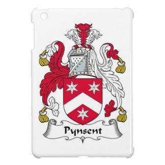 Escudo de la familia de Pynsent iPad Mini Coberturas