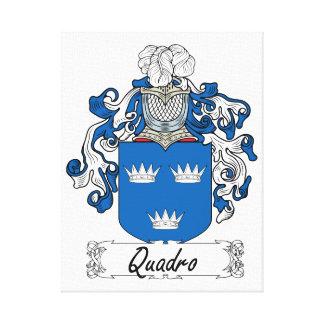 Escudo de la familia de Quadro Impresion En Lona