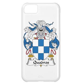 Escudo de la familia de Quadros