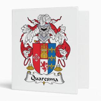 Escudo de la familia de Quaresma